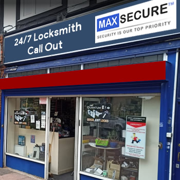Locksmith store in Earl's Court